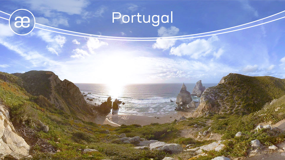 Portugal | VR Relaxation | 360° Video