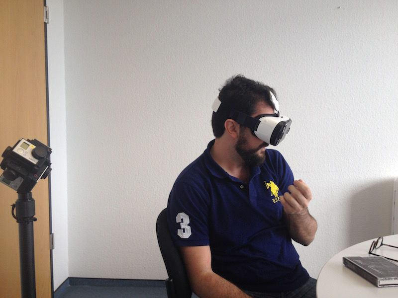 360 Video Training with Samsung Gear VR Virtual Reality Headset