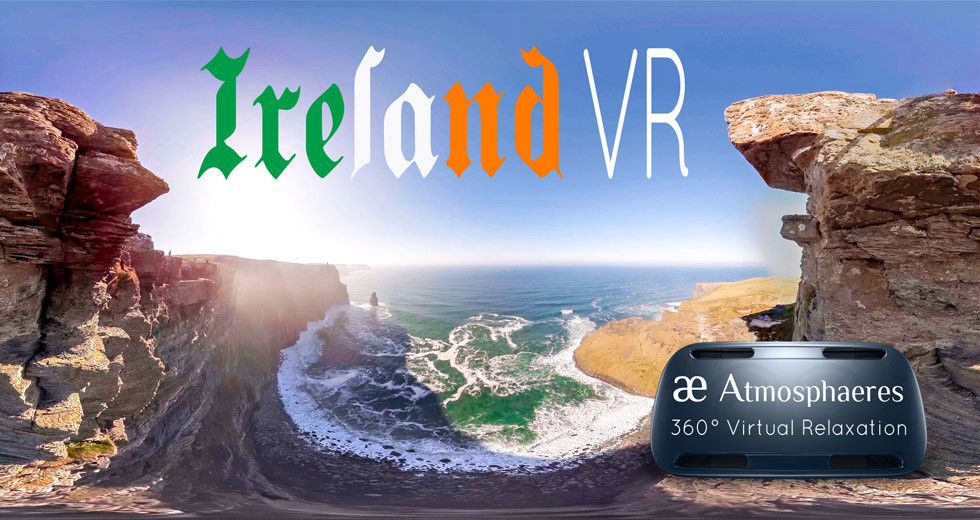 Ireland VR - Virtual Relaxation Video