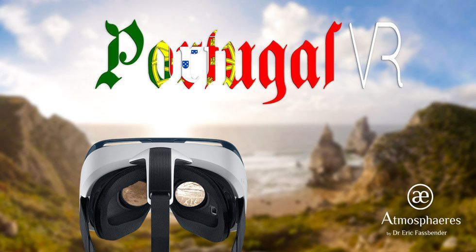 Portugal VR - Virtual Relaxation Video