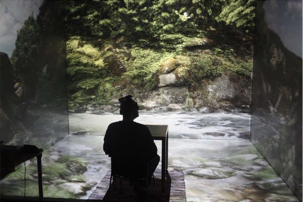 Inducing physiological stress recovery with sounds of nature in a virtual reality forest - Source Annerstedt et al