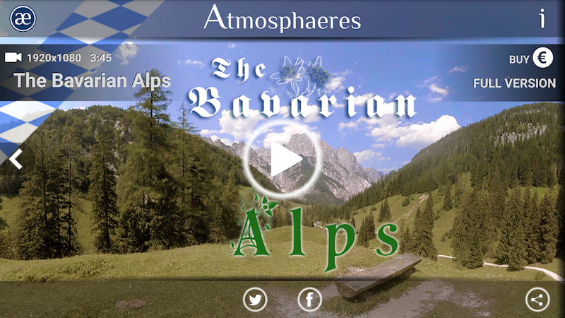 Travel to the Bavarian Alps