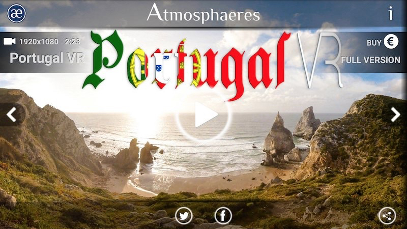 Virtually Travel to Portugal
