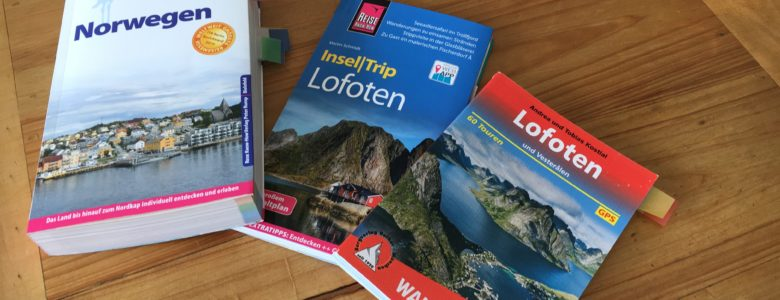 Lofoten 360 filming trip planning